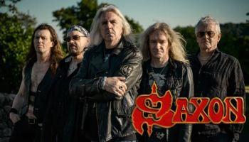 Saxon — Thunderbolt é lançado e já está no Spotify