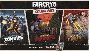 DLCs do Far Cry 5 nos levarão ao Vietnã e… a Marte!