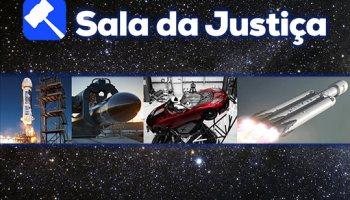 Sala da Justiça #53 — a conquista (comercial) do espaço