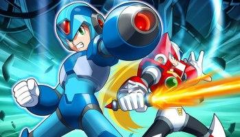 Mega Man X Legacy Collection deverá ser divido em duas partes