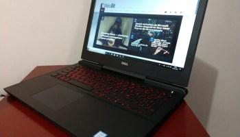 Resenha — Dell Inspiron 15 Gaming 7000 (2017): um notebook gamer para ninguém botar defeito