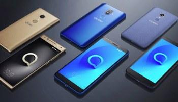 MWC 2018 — Alcatel apresenta novos smartphones e tablets acessíveis