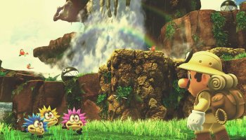 Nintendo não cogitou lançar o Super Mario Odyssey para Wii U