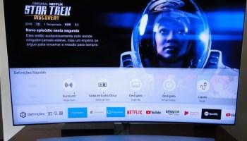 Resenha — Samsung Q8C, uma TV 4K QLED de respeito (e cara)