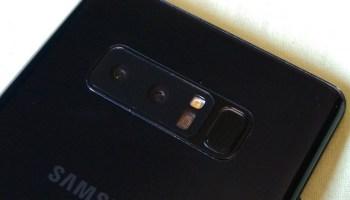 Segundo analista, o Galaxy Note9 não terá um leitor de impressões digitais sob a tela