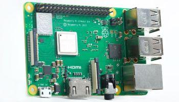 Eis o Raspberry Pi 3 Model B+: processador mais potente e conectividade melhorada