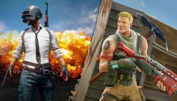 PUBG vs. Fortnite: a guerra do Battle Royale está chegando aos dispositivos móveis