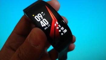 Resenha — Samsung Gear Fit2 Pro: a pulseira inteligente que curte um mergulhinho
