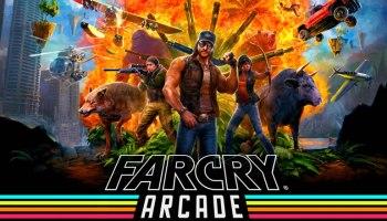 Jogadores já estão criando coisas fantásticas com o Far Cry Arcade