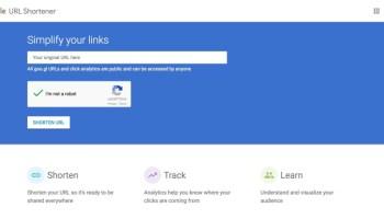 Goo.gl, o encurtador de links do Google será desativado em março de 2019