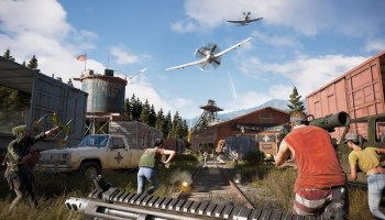 Far Cry Arcade, battle royale e uma chance desperdiçada