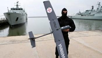 Primeiro drone postal russo não foi exatamente um sucesso...