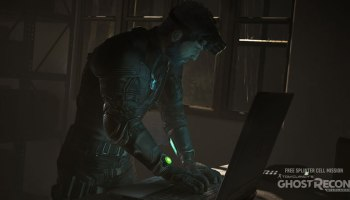 Ghost Recon Wildlands receberá evento especial do Splinter Cell