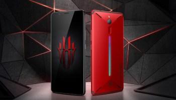 Nubia Red Magic, o smartphone gamer da ZTE que traz o que faltava: luzes RGB