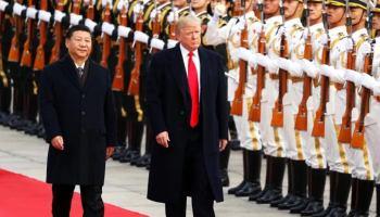Trump e Xi Jinping ajudarão ZTE a voltar aos negócios, após sanções impostas pelos EUA