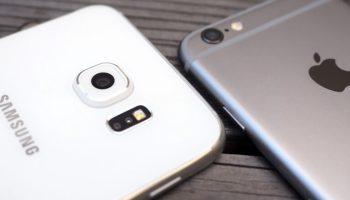 Apple ainda quer arrancar US$ 1 bilhão da Samsung por copiar o design do iPhone