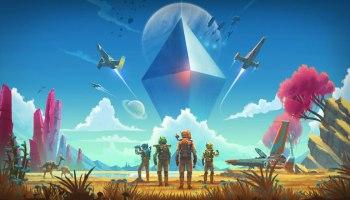 Atualização adicionará multiplayer ao No Man's Sky