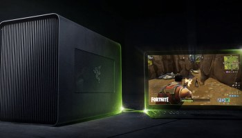 Razer Core X, case externo para GPUs pra notebooks Windows e MacBooks