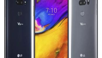 LG anuncia o V35 ThinQ, seu novo smartphone super premium com recursos de IA