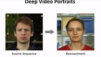 Deep Video Portraits, uma técnica mais impressionante que o Deep Fakes