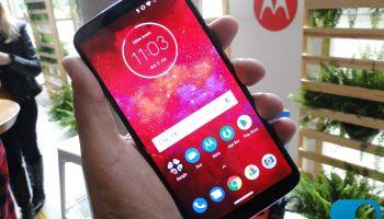 Motorola lança o Moto Z3 Play no Brasil por R$ 2.299