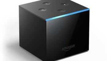 Fire TV Cube com Alexa controla TVs com comandos de voz