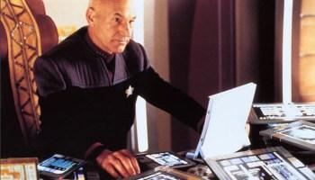 Como previu Star Trek, a TV está com os dias contados