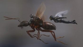Homem-Formiga e a Vespa cumpre muito bem sua missão de divertir
