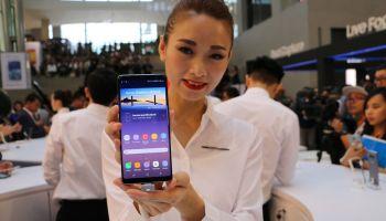 Surgem novas (na verdade quase todas) informações sobre o Galaxy Note9