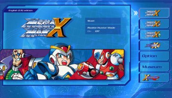 Mega Man X Legacy Collection 1 & 2 terão Easy Mode