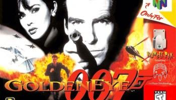 Se Nintendo e Microsoft não fizerem nada agora, dificilmente jogaremos GoldenEye 007 no futuro
