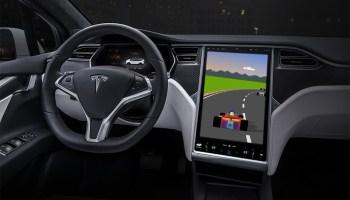 Easter Eggs da Atari nas telas dos carros da Tesla!