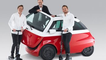 Chupa Musk: empresa européia vai lançar elétrico compacto