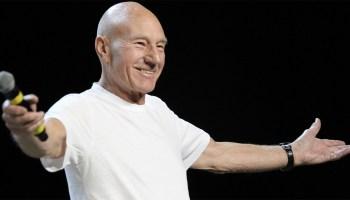 Star Trek — Sir Patrick Stewart anuncia a volta do Capitão Picard