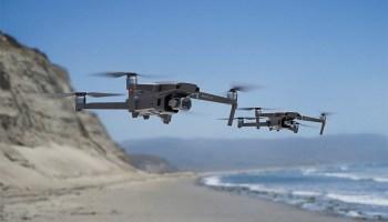 Mavic 2 Pro e Mavic 2 Zoom, chegaram os novos drones da DJI