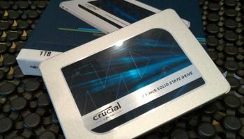Testamos o MX500 da Crucial, um SSD de 1 TB com preço acessível
