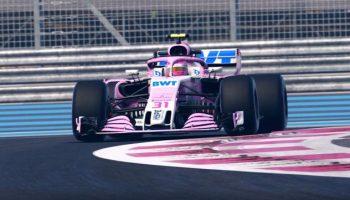 Vendas na França — a Codemasters vem na pole position com F1 2018 (34ª semana)