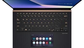 Zenbook Pro 14, agora também com uma tela no lugar do touchpad