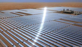 Usina solar da Arábia Saudita e Softbank seria a maior do mundo, mas não verá a luz do dia
