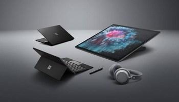 Microsoft Surface: linha ganha novidades incrementais e fone de ouvido