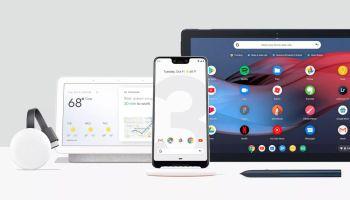 Google traz novidades: Pixel 3, Pixel Slate, novo Chromecast e mais