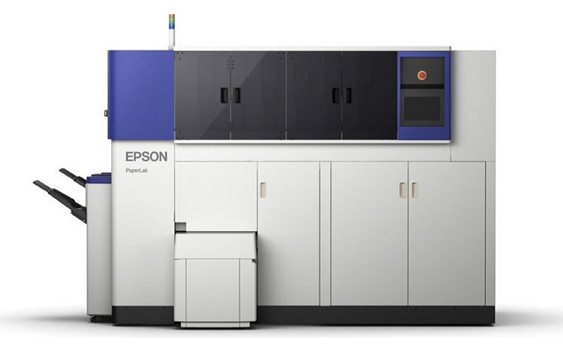 impressora que recicla papel