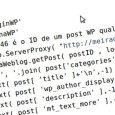 Este artigo mostra como importar texto e imagens do CMS de blogs WordPress para o programa livre de editoração Scribus. Há tempos estou pensando sobre um sistema editorial que auxilie […]