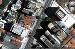 Sede da ABDC-SP. A casa não existe mais.