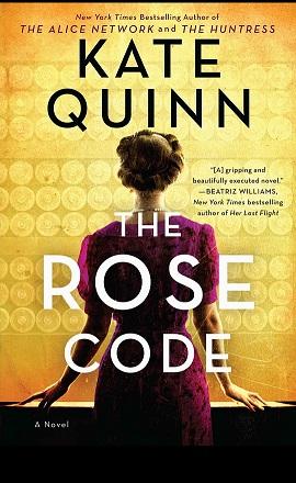 קייט קווין / Kate Quinn / The Rose Code