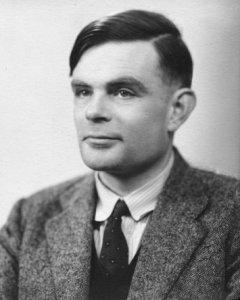 אלן טיורינג, 1912-1954