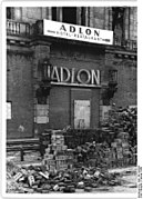 Hotel Adlon Ruines, 1950