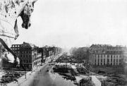 Ruined Pariser Platz, 1950