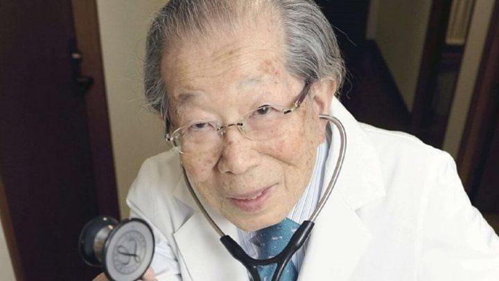 12 princípios do médico japonês que atendeu até os 105 anos