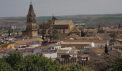 Die engen Gassen von Córdoba